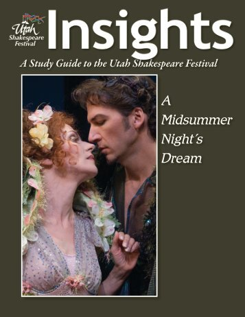 A Midsummer Night's Dream - Utah Shakespearean Festival