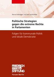 s Politische Strategien gegen die extreme Rechte in Parlamenten