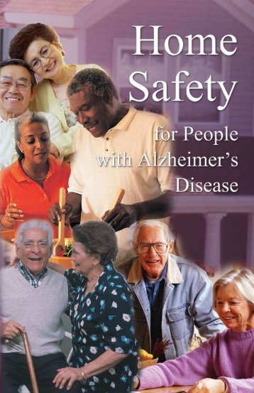 Home Safety for People with Alzheimer's Disease - National Institute ...