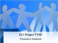 ECI Project TYKE - ABC Signup