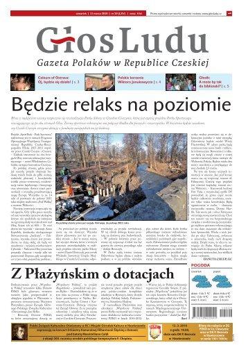 Będzie relaks na poziomie - GlosLudu.cz