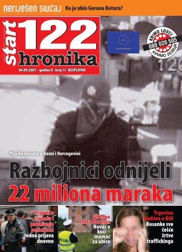 Trgovina ljudima u BiH Bosanke sve češće žrtve traffickinga Ubistvo ...
