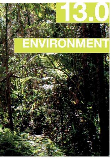 13.0 Environment - Gold Coast Airport