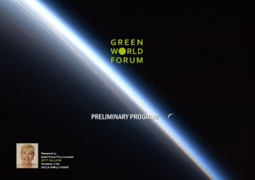 Untitled - green world forum