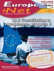rope La « Constitution » européenne, et après ? - Watine Taffin
