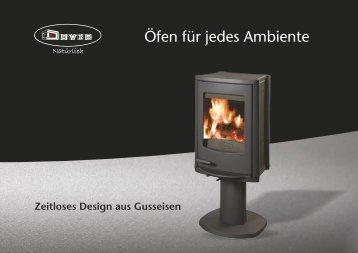 Dovre Gesamtkatalog 2012 - Guss & Co.