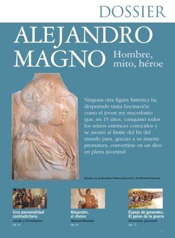 Alejandro Magno. Hombre, mito, héroe