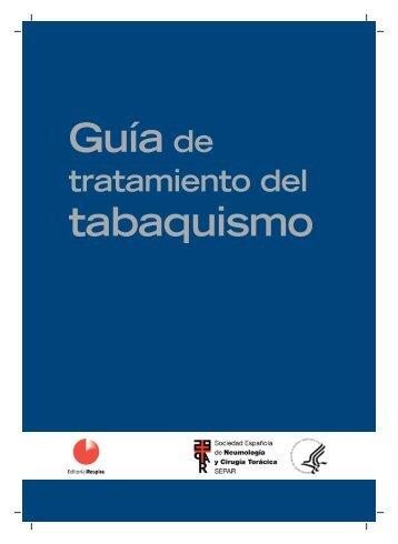 Guía de tabaquismo - Treatobacco.net