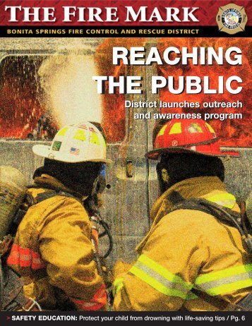 REACHING THE PUBLIC - Bonita Springs Chamber of Commerce