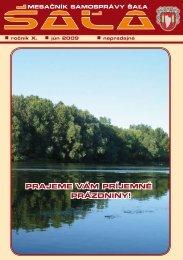 na stiahnutie (pdf - 1.79 MB) - Mesto Šaľa