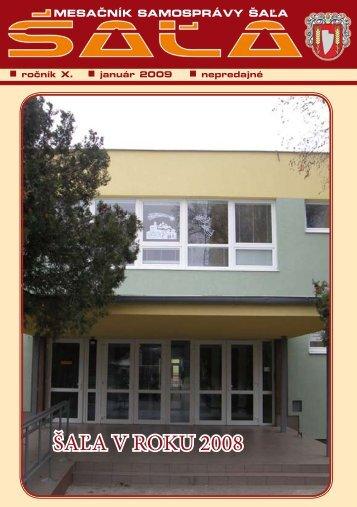 na stiahnutie (pdf - 1.89 MB) - Mesto Šaľa