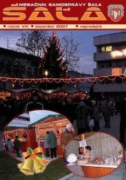 na stiahnutie (pdf - 1.1 MB) - Mesto Šaľa