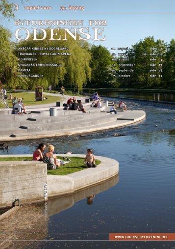 3 august 2010 34. årgang - Byforeningen for Odense