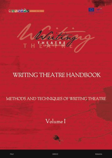 WRITING THEATRE HANDBOOK Volume I - WRITING THEATRE at ...