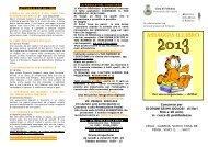assaggia il libro 2013 - Comune di Follonica