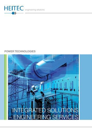 HEITEC Power Technologies - Integrated solutions - enginering services