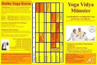Yoga Vidya Münster