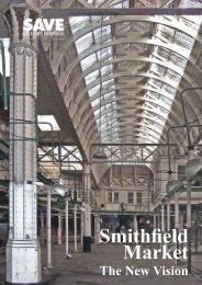 Smithfield Market - Save Britains Heritage