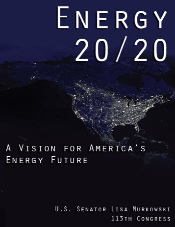 Energy 2020 -- FINAL ONLINE VERSION -- DO NOT EDIT