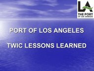 TWIC Lessons Learned - staging.files.cms.plus.com
