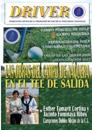 Numero 52 - Federación de Golf de la Comunidad Valenciana