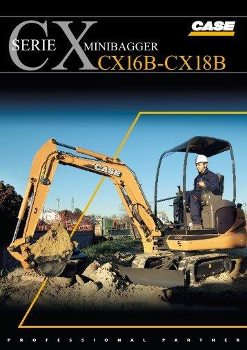CXCX16B-CX18B - Lectura SPECS