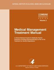 COMBINE Monograph Volume 2 - NIH Portal Maintenance