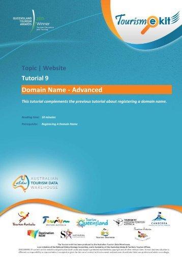 Domain Name - Advanced
