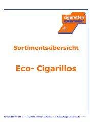 Eco-Cigarillos