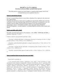 Opomnik - Ministrstvo za gospodarski razvoj in tehnologijo