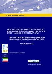 Aquaculture en Guinée Equatoriale - ACP Fish II