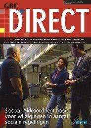 Pensioenmagazine januari 2005 - PGB