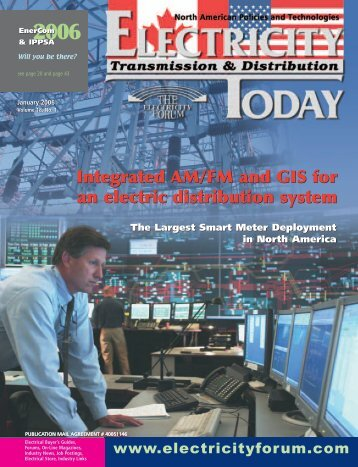 Download as a PDF - Electricity Today Magazine