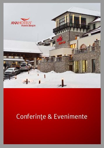 Mapa de banqueting Poiana 2011 page to page.cdr - Ana Hotels