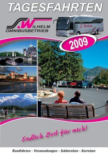 2009 - Omnibusbetrieb Siegfried Wilhelm
