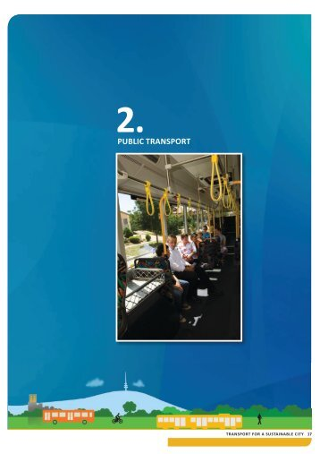 PUBLIC TRANSPORT - Transport for Canberra - ACT Government