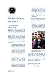 January 2012 - Maritime Law Association of Australia and New ...