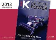 MOBILE POWER - K Magazin