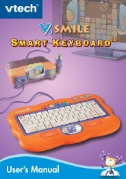 V.Smile Smart Keyboard - VTech