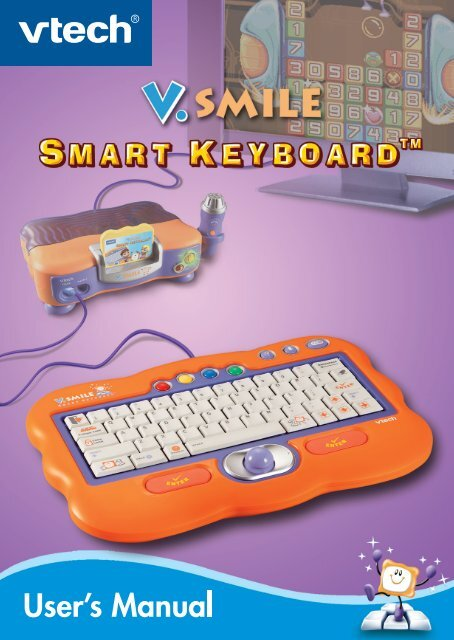 Vtech v. Smile: go diego go save the animal families manuals.