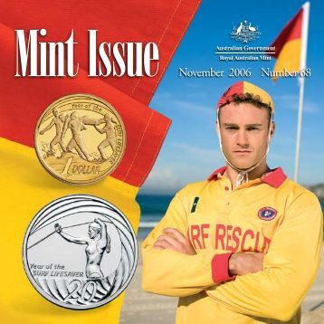 Mint Issue - November 2006 - Issue No. 68 - Royal Australian Mint