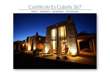 Castillo de Es Cubells 367