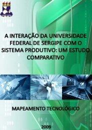 Download Relatório - CINTEC/UFS