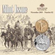 Dear Collector - Royal Australian Mint