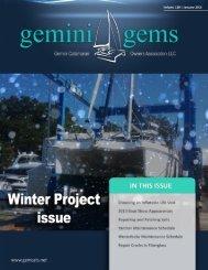 January 2013 - Gemini Gems