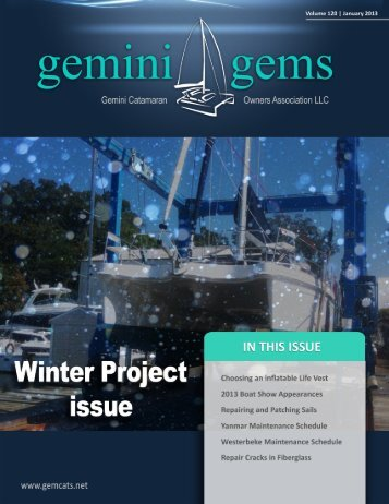 January 2013 - Gemini Gems