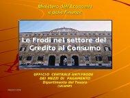 Ministero dell'Economia e delle Finanze - Forum PA