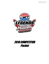 2010 COMPETITOR Packet - Charlotte Motor Speedway