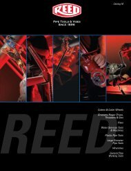 Full - Reed Catalog - Reed Manufacturing Co.