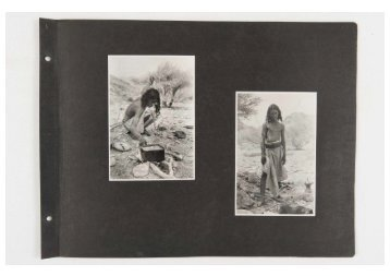 Wilfred Thesiger's Photo Albums - Volume 9